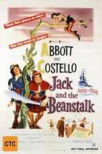 Jack And The Beanstalk (DVD, 2004) New  Region 4