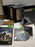 Halo: Reach -- Limited Collector's Edition (Microsoft Xbox 360, 2010) Game