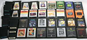 Atari 2600 GAMES Bundle - 39 Games Total
