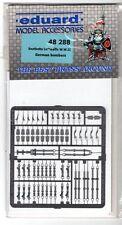 EDUARD 1/48 48102 - PHOTOETCHED FOTOINCISIONI MIRAGE 2000