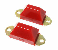 82-02 Firebird Trans Am Polyurethane Rear End Differential Bump Stops RED