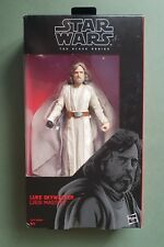 "Star Wars 6"" The Black Series The Last Jedi Luke Skywalker (Jedi Master)"
