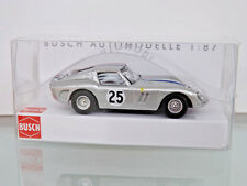 Busch 42617 - H0 1:87 - FERRARI 250 GTO, Plata principio No.25 -