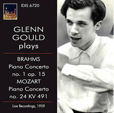 Brahms / Gould / Fel - Glenn Gould Plays Brahms & Mozart [New CD]