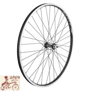 """WHEEL MASTER WEI ZAC19 BOLTED 27.5"""" ALLOY BLACK FRONT WHEEL"""