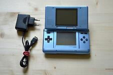 NDS - Nintendo DS Lite Konsole in IceBlue mit Ladekabel und Touchpen