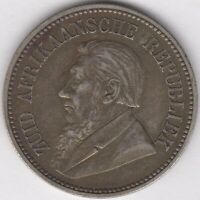 1892 South Africa Silver 2 1/2 Shillings | World Coins | Pennies2Pounds
