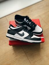 Nike Dunk Low Retro Black White GS UK 5/US 5.5Y *IN HAND READY TO SHIP* ✅