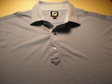 FOOTJOY LIGHT BLUE POLO XXL