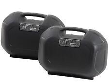 Hepco & Becker ORBIT Koffer Motorradkoffer Seitenkoffer Koffersatz Paar sidecase