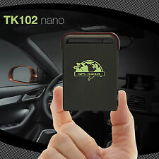 Mini Car Tracking Device TK102 Nano GPS Tracker with iPhone Android App