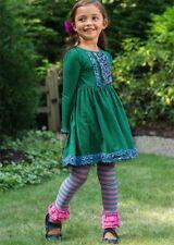 NWOT Matilda Jane Family Tree Dress Lap Dress make believe size 6