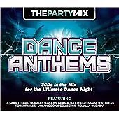 Party Mix -Dance Anthems (2013) - various artists - New - Free UK Postage