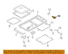 SUBARU OEM 03-07 Forester Sunroof Moon Roof-Motor 65450SA001