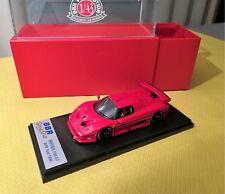 1/43BBR Ferrari F50 GT BPR Test 1996 MIB Very Rare No AMR Tecnomodel