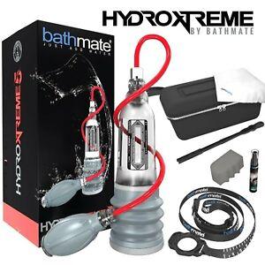 Bathmate HydroXtreme5 Penis Pump Cock Enlarger - Sviluppatore Ingranditore Pene