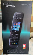 New Sealed Logitech Harmony Ultimate One Universal Remote Control - Black