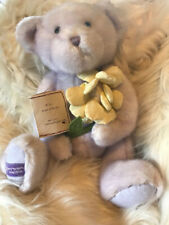 Violet and Petals-Boyds Bears #919864 Limited Edition Bear of the Month