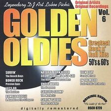 Golden Oldies, Vol. 6 [Original Sound 2002]  Various Artists (CD, Jun-2002 NEW