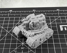 Legionary Heavy Weapon Platform: quad heavy Thunder gun Kromlech resin krm111