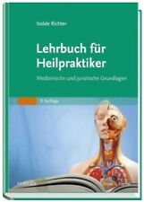 Lehrbuch für Heilpraktiker von Isolde Richter 2015