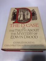 Charles Dickens The D Case or the Truth About the Mystery of Edwin Drood 1st Ed