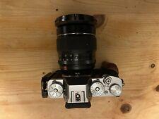 Fujifilm X-T3 Body Silver and Fujinon 16-55mm F2.8