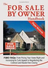 The For Sale by Owner Handbook, Nichole, Piper, Good Condition, Book