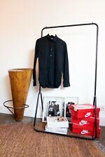 "Dolce & Gabbana D&G men's fitted ""Brad"" shirt, Black, S/M"