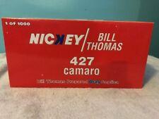 Lane Exact Detail 1967 Nickey Drag SS Camaro Red 1:18 #209D