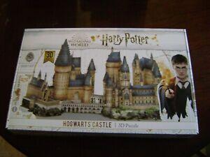 New Harry Potter Hogwarts Castle Wizarding World 3D Puzzle –428 Pieces