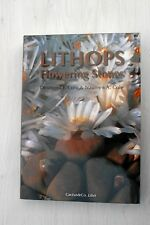 Lithops - Flowering Stones SIGNED by Desmont T.Cole & Naureen A. Cole NEU NEW