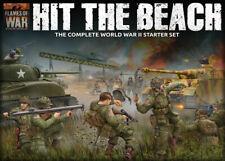 Flames of War Hit The Beach Starter Set (english) Battlefront Miniatures Ww2