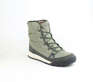 Terrex Womens Choleah Green Snow Boots Size 11 (1636490)