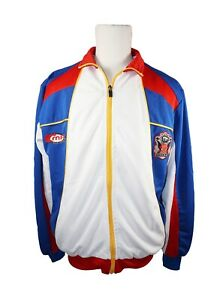 Team Manny Pacquiao Boxer Poly Sweater - Light Track Jacket Adidas Boxing 3XL
