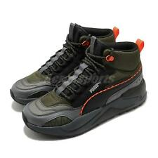 Puma X-Ray 2 Square Mid WTR Winter Forest Night Green Black Men Casual 373020-03