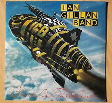 IAN GILLAN BAND LP: CLEAR AIR TURBULENCE (2016, NEU)
