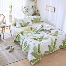 Comforter Sets Cotton Bed Linens Quilt And Pillowcase Full Size Bedding Set