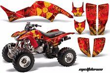 AMR Racing Honda TRX 400 EX Graphic Kit Wrap Quad Decal ATV 1999-2007 MELTDOWN Y