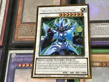 YUGIOH CARD: Arcanite Magician - PGL3-EN060 - Gold Rare 1ST EDITION CHEAPEST POS
