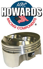 Howards Cams 841500603 434 SBC Chevy Forged Dome Pistons 13.4:1  4.155 Bore