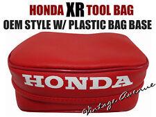 HONDA XR200R '84-87 XR250R '84-85 TOOL BAG POUCH *HATAS*