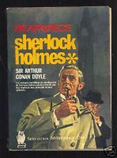 Sir Arthur Conan Doyle - Reaparece Sherlock Holmes
