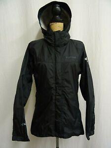 Women's Black Marmot Jacket Coat M