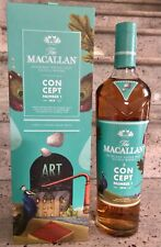The Macallan Concept no. 1 Limited Edition 2018 40,00% 0,70 LITRI