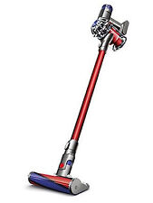 Dyson V6 Absolute Cordless Stick Vacuum Cleaner - Red