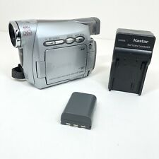 Canon Zr200 MiniDv Mini Dv Stereo Digital Camcorder Vcr Player Video 400x Zoom
