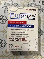 Extenze Original Formula Male Enhancement Dietary Supplement 30 tablets 10/18
