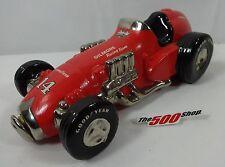 #14 AJ Foyt Sprint Dirt Car Gilmor Racing Replica Decanter By Barth Speedaramics