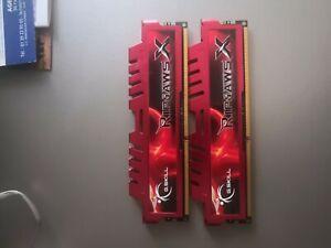 G.Skill XL Series RipJaws X Series 8 Go (kit 2x 4 Go) DDR3 1600 MHz